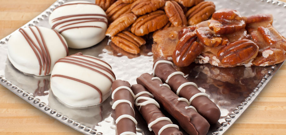 Candies and Pecans